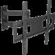 Stell SHO 3600 SLIM výsvuný držák TV, černá  + SENCOR SPC 1 prodl.přívod 1,5m/3 3×1,0mm ( v ceně 49,-)