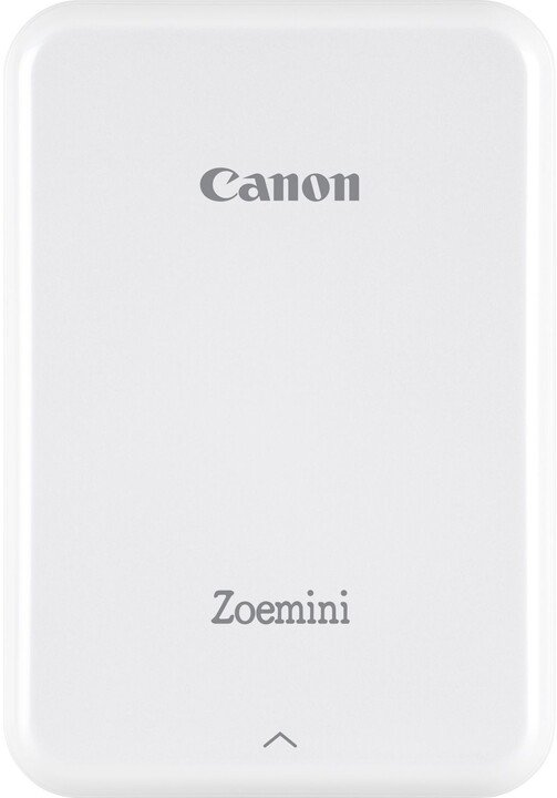 Canon Zoemini PV-123, bílá