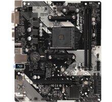 ASRock A320M-HDV R4.0 - AMD A320 O2 TV Sport Pack na 3 měsíce (max. 1x na objednávku)