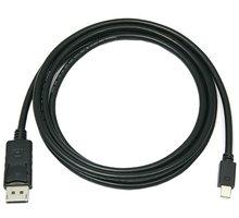 PremiumCord Mini DisplayPort - DisplayPort propojovací M/M 2m - kport2-02