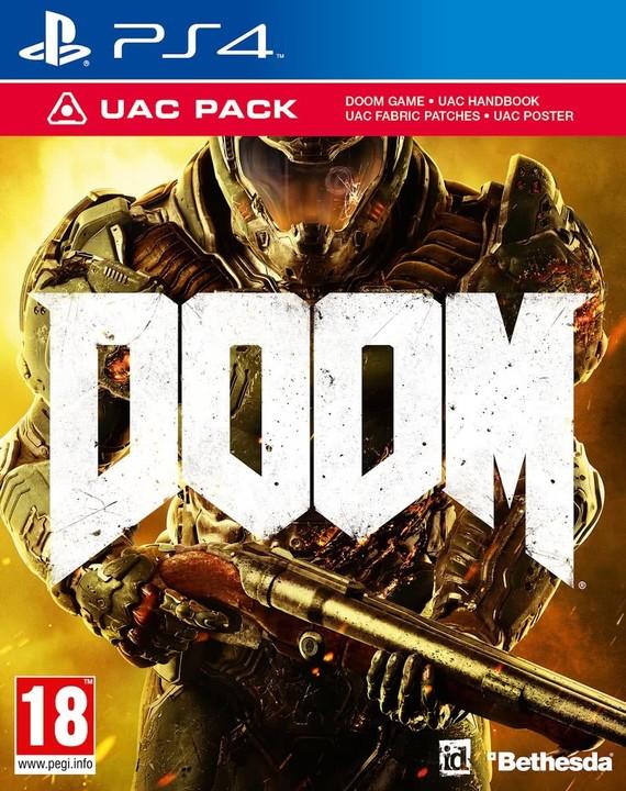 DOOM - UAC Edition (PS4)