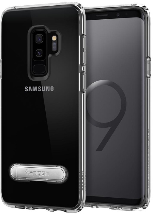 Spigen Ultra Hybrid S pro Samsung Galaxy S9+, crystal clear