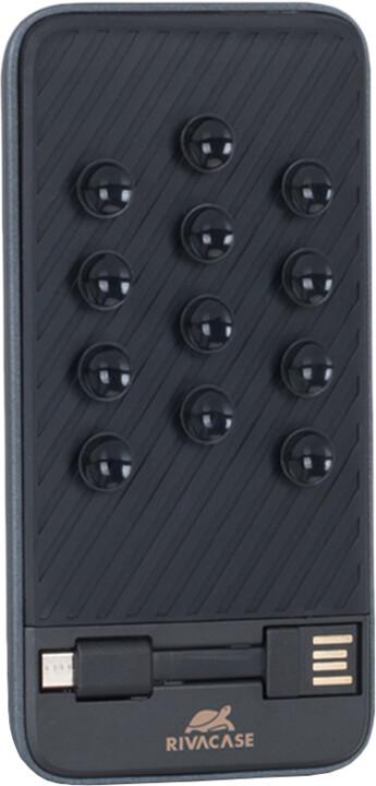 RivaCase RIVAPOWER VA2208 powerbanka 8000 mAh s přísavkou, Li-Pol baterie
