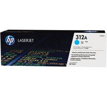HP 312A, cyan - CF381A