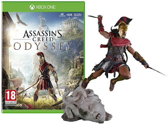 Assassin's Creed: Odyssey - Medusa Edition (Xbox ONE)