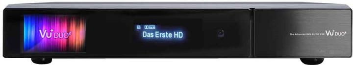 VU+ DUO 2, 1x TWIN DVB-S2 tuner