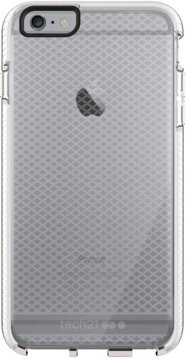 Tech21 Evo Check zadní ochranný kryt pro Apple iPhone 6 Plus/6S Plus, čirá