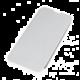 ZOPO Kožené Flipové pouzdro pro ZP980+, bílá