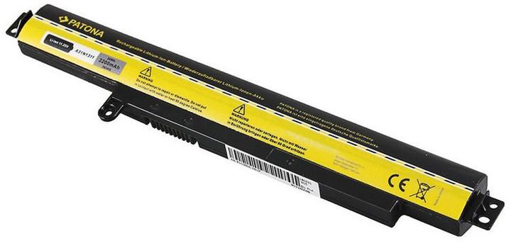 Patona baterie pro ntb ASUS X102B 2200mAh Li-lon 11,25V A31N1311