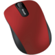 Microsoft Bluetooth Mobile Mouse 3600, červená