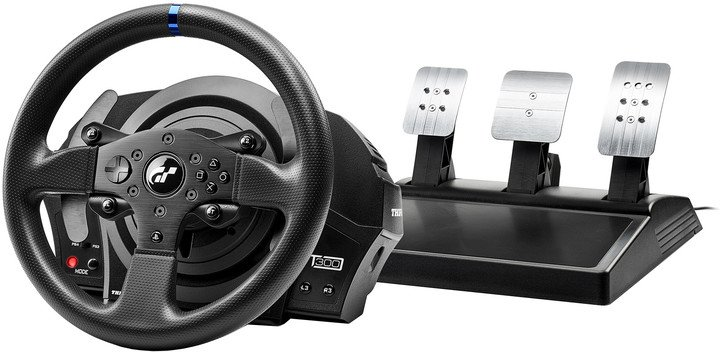 Thrustmaster T300 RS + pedály T3PA, GT edition (PS4, PS5, PC)