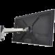 Ergotron Interactive Arm VHD - Nástěnná montáž pro Displej LCD - leštěný hliní