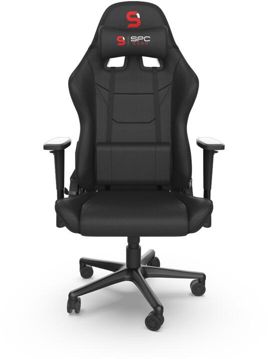 SPC Gear SR300F V2 BK, černá