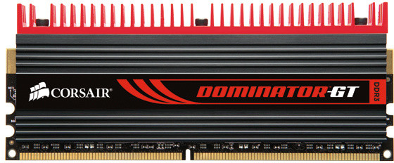 Corsair Dominator GT Red with DHX Pro Connector 16GB (4x4GB) DDR3 2133