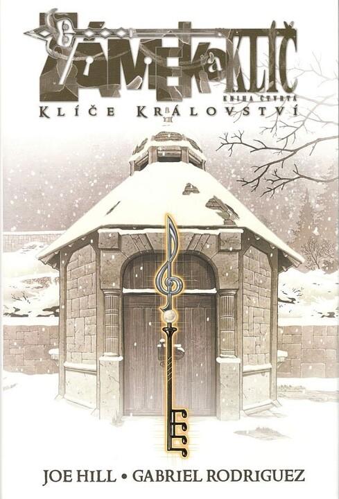 Komiks Zámek a klíč 4: Klíče království