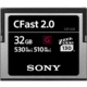 Sony G Series CFast 2.0 - 32GB