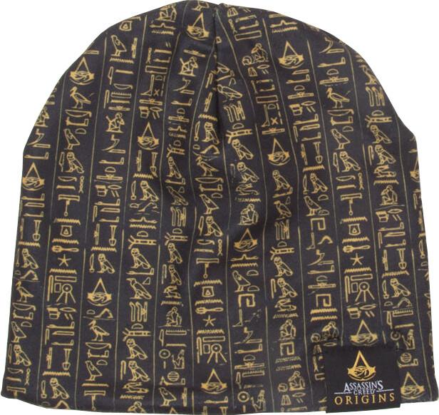 Čepice Assassins Creed: Origins - Hieroglyphs