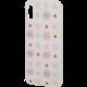 EPICO pružný plastový kryt pro iPhone X COLOUR SNOWFLAKES
