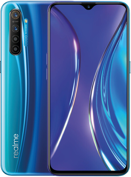 realme X2, 8GB/128GB, Pearl Blue