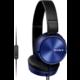 Sony MDR-ZX310APL, modrá
