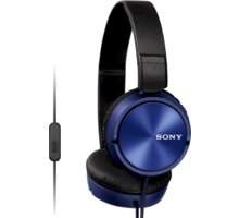 Sony MDR-ZX310APL, modrá - MDRZX310APL.CE7