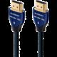 Audioquest kabel BlueBerry HDMI 2.0, M/M, 8K@30Hz, 2m, černá/modrá