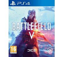 Battlefield V (PS4)  + Webshare VIP na 3 měsíce zdarma
