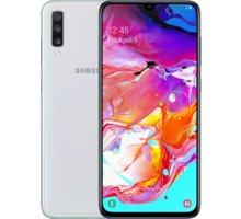 Samsung Galaxy A70, 6GB/128GB, bílá - SM-A705FZWUXEZ