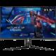 """ASUS ROG Strix XG32VC - LED monitor 31,5"""" 500 Kč sleva na příští nákup nad 4 999 Kč (1× na objednávku) + Voucher na LEGO® v hodnotě 1 000 Kč"""