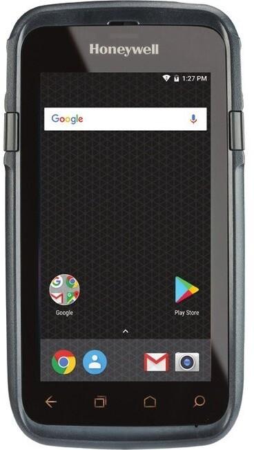 "Honeywell Terminál CT60 - Wi-Fi, 4/32, BT, 4,7"", GMS, Android 7"