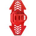 """BONE držák na kolo pro mobil 4-6,5"""", Bike Tie PRO2, červená"""