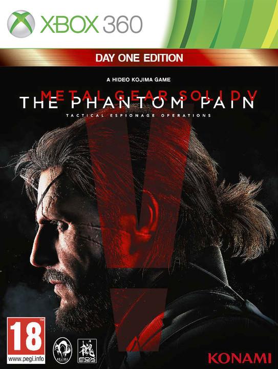 Metal Gear Solid V: The Phantom Pain - X360
