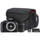"""Canon EOS 2000D + EF-S 18-55mm IS Value Up Kit  + Trenýrky se vzorem - velikost L v hodnotě 259 Kč + Získejte po registraci - Kurz """"Základy fotografování"""" - Akademie focení + Cashback 1 000 Kč po registraci"""