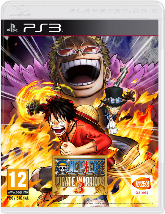 One Piece Pirate Warrior 3 (PS3)