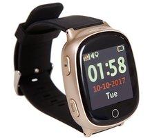 HELMER seniorské hodinky LK 705 s GPS lokátorem, - LOKHEL1033