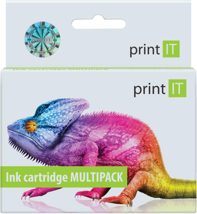 PRINT IT alternativní Epson sada T0715 C/M/Y/Bk