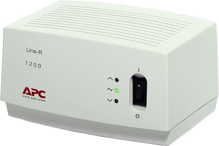 APC Line-R 1200VA, Automatický regulátor napětí