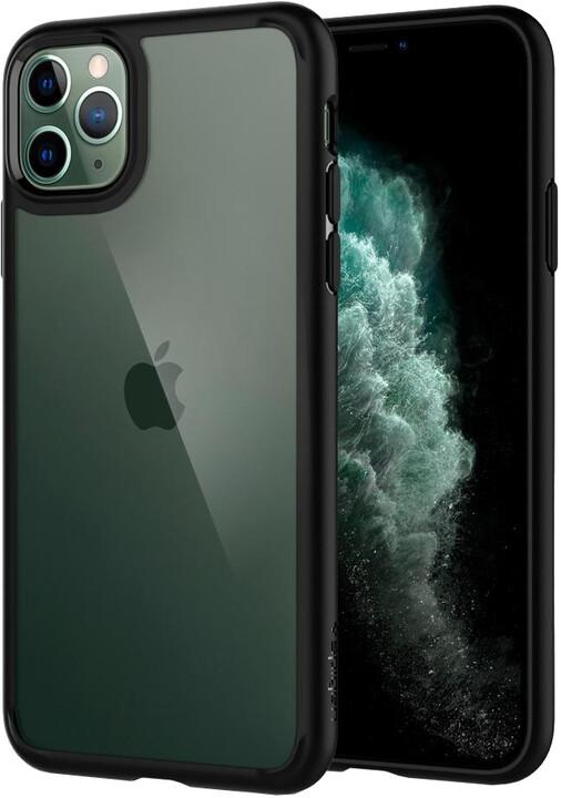Spigen Ultra Hybrid iPhone 11 Pro, černá