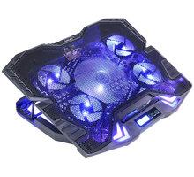 Evolveo ANIA 5 chladicí podstavec pro notebook, modré podsvícení - CHE Ania5
