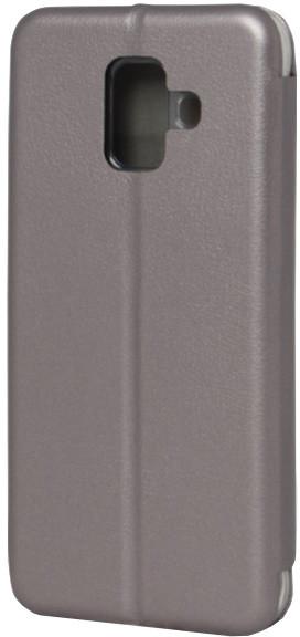 EPICO WISPY ochranné pouzdro pro Samsung Galaxy A6 (2018), šedé