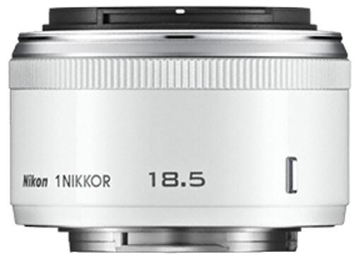 Nikon objektiv Nikkor 18,5mm f1.8 White