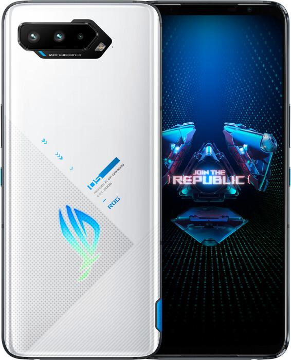 Asus ROG Phone 5, 12GB/256GB, 5G, Storm White