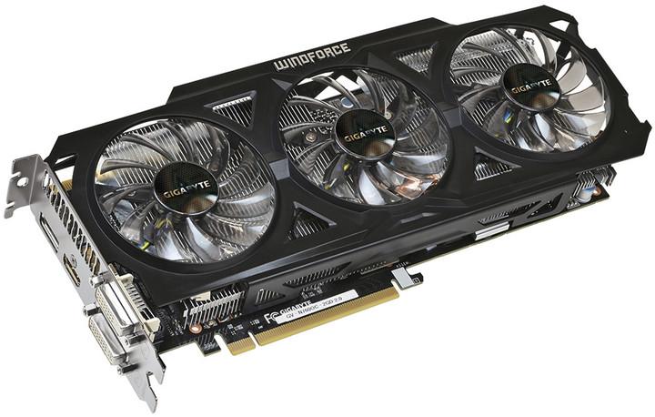 GIGABYTE GTX 760 Ultra Durable (rev. 2.0) 2GB
