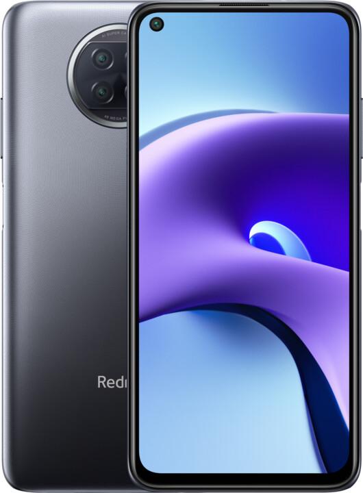 Xiaomi Redmi Note 9T, 4GB/64GB, Nightfall Black