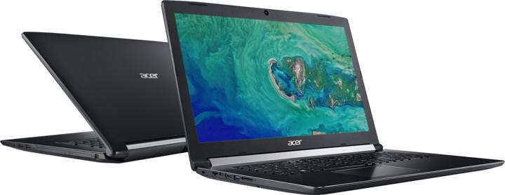 Acer Aspire 5 (A517-51G-35TG), černá