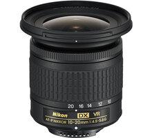 Nikon objektiv Nikkor 10-20 mm f4.5 - 5.6 G VR AF-P DX - JAA832DA