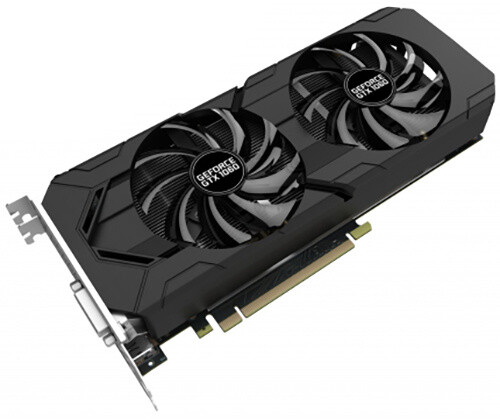 Gainward GeForce GTX 1060, 6GB GDDR5