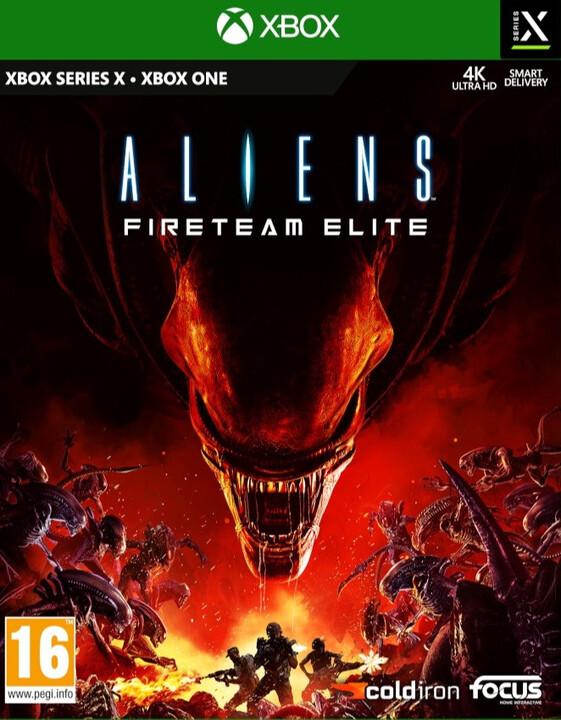 Aliens: Fireteam Elite (Xbox)