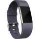 Fitbit Charge 2 Accessory Band kožený S, indigo