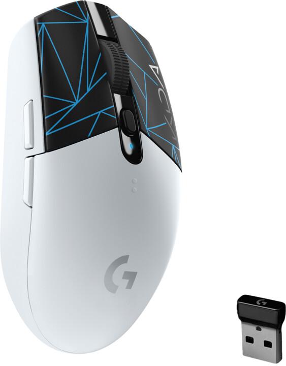 Logitech G305, K/DA